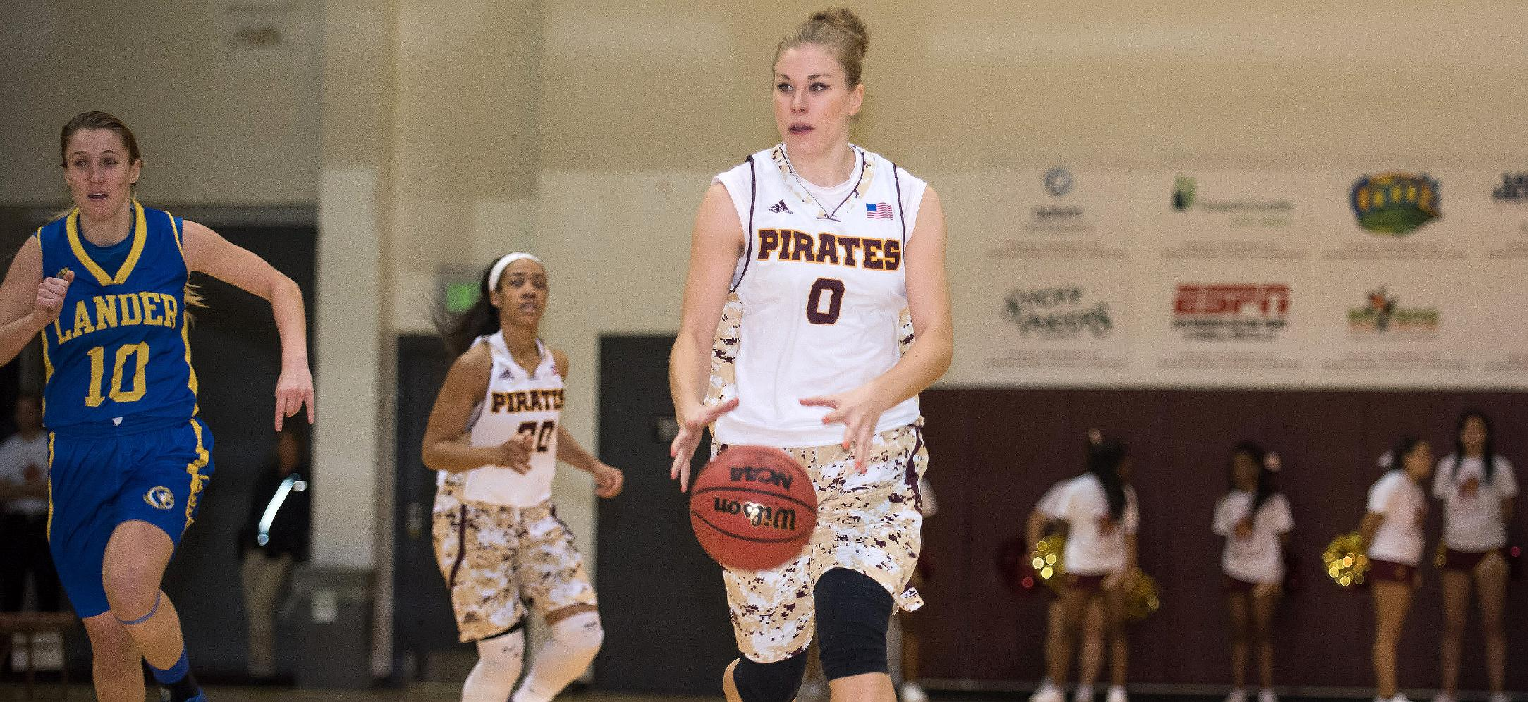 Women's Basketball Hangs Tough In 66-57 Exhibition Loss At College Of Charleston Wednesday