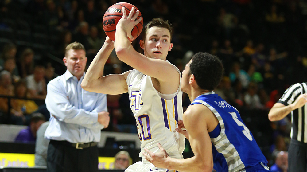 Rebounding troubles Golden Eagles late in home loss to Eastern Illinois