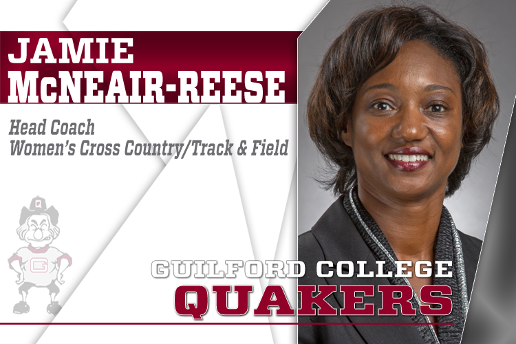Jamie McNeair-Reese Named Head Women's Cross Country and Track & Field Coach