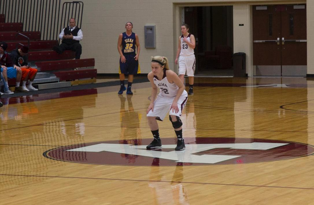 Women's basketball downed 82-47 by Siena Heights at home Tuesday