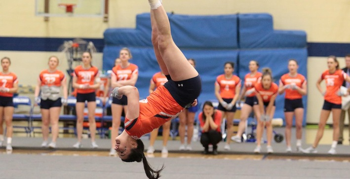 Sharks outscore Falcons in NCATA meet