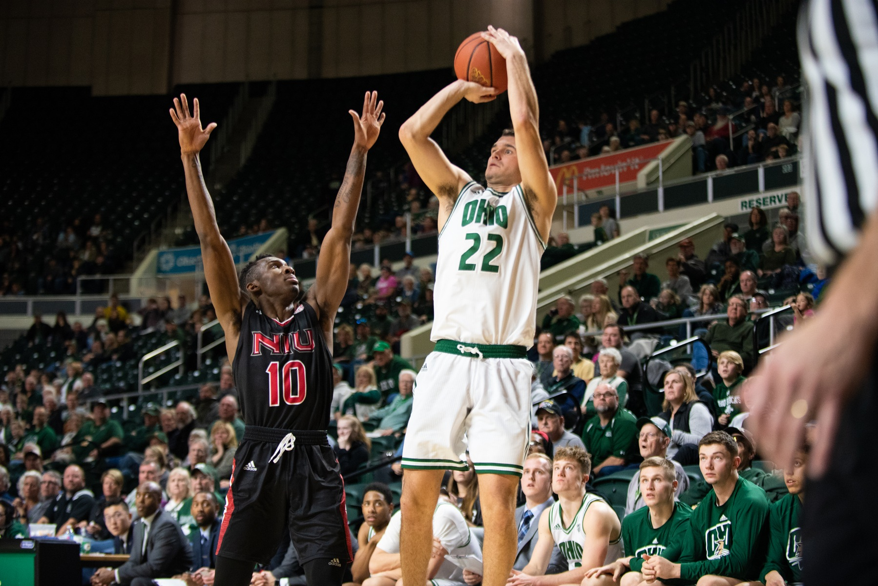 Ohio Men's Basketball Looks to Get Back on Track at Ball State on Saturday