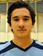 Christian Dela Cruz, Sheridan Men's Volleyball
