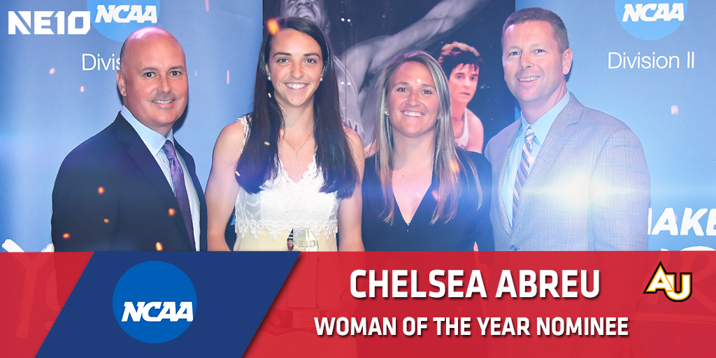 Adelphi's Chelsea Abreu Tabbed Top 30 Candidate for NCAA Woman of the Year Award