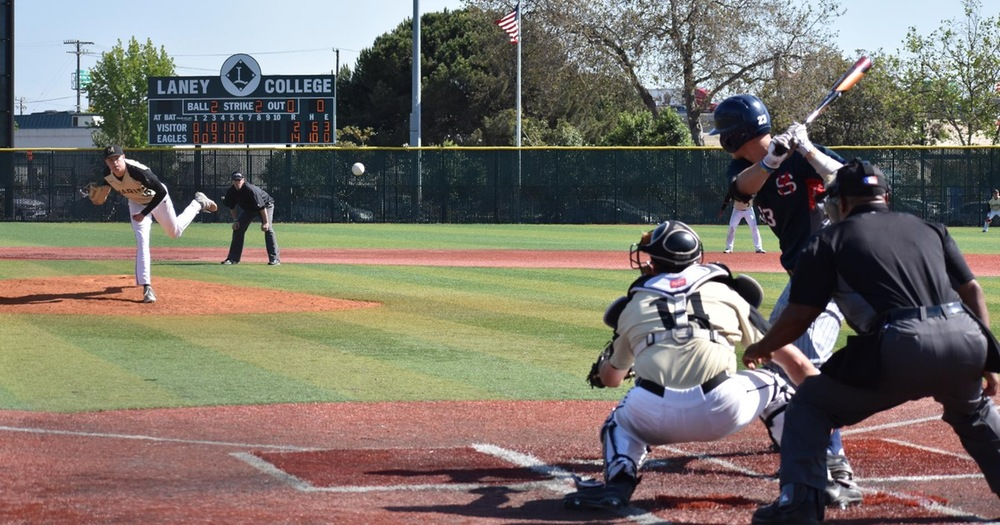 College of Marin Falls In First Half Of Double Header 6-1