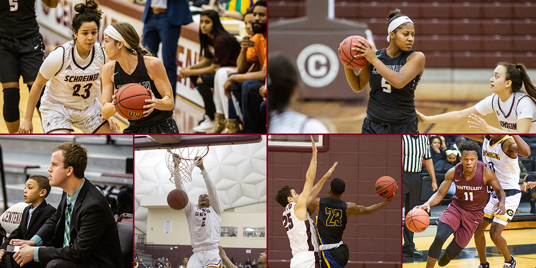 Ladies and Gents Basketball Honors Six Seniors this Weekend