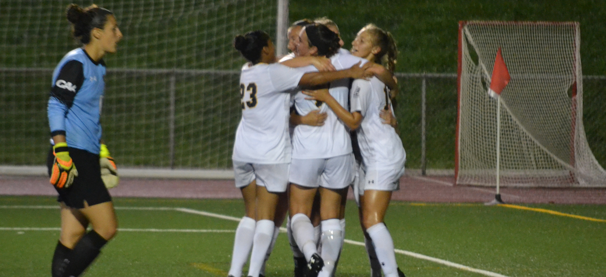Strong Second Half Helps Women's Soccer Earn Draw Against Towson in Season Opener Friday Night
