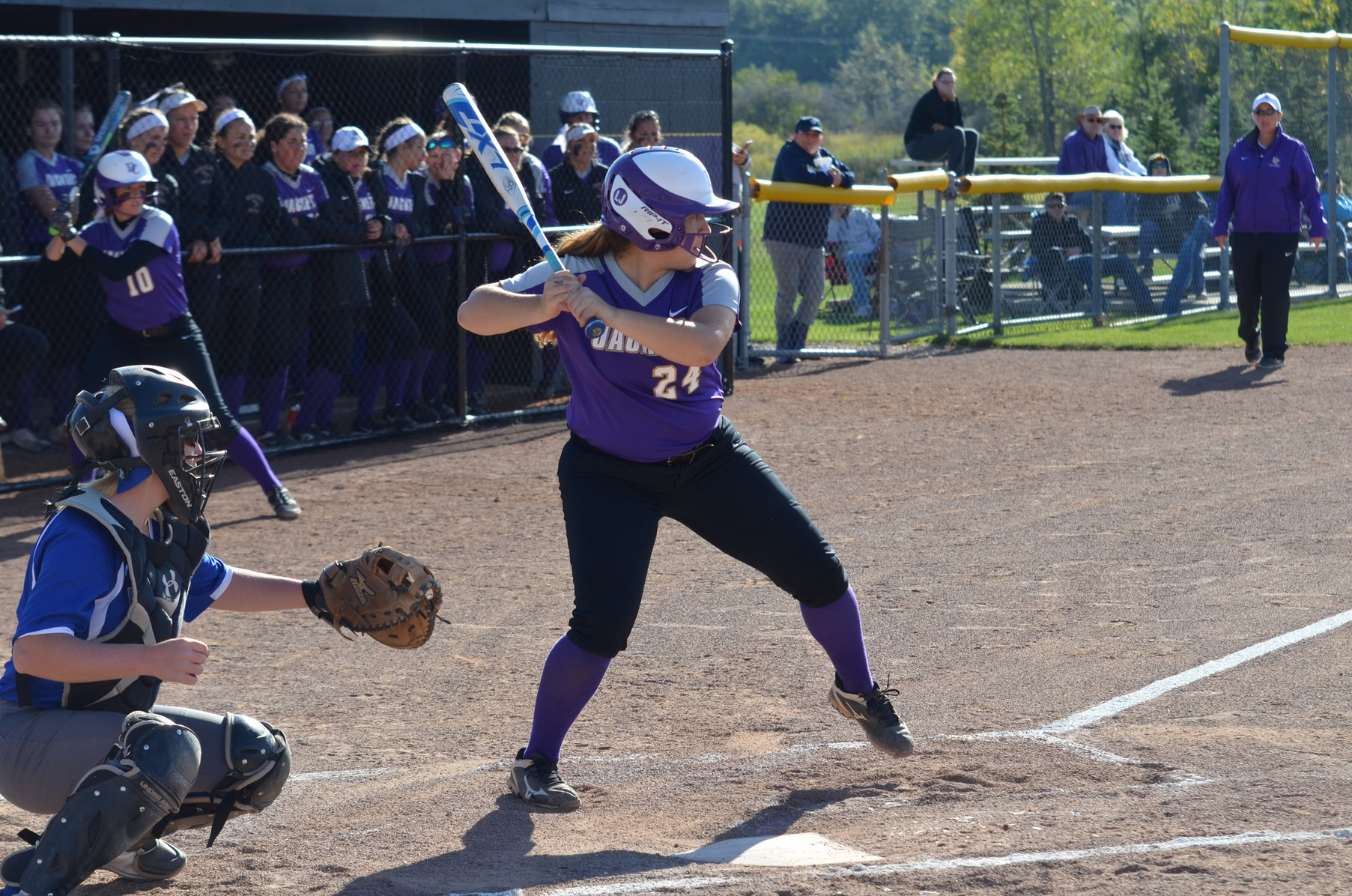 Perry Leads DC in Hanover Sweep, Clinching HCAC Tournament Bid