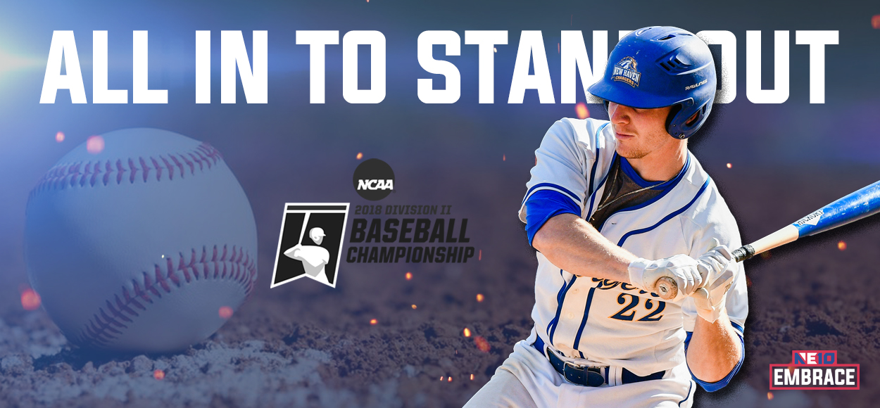 Embrace The Championship: DANCIN' - Five NE10 Teams Selected to Compete in NCAA Baseball Championship