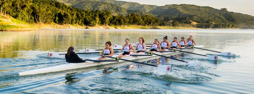 Women's Rowing Prepping for Upcoming Season