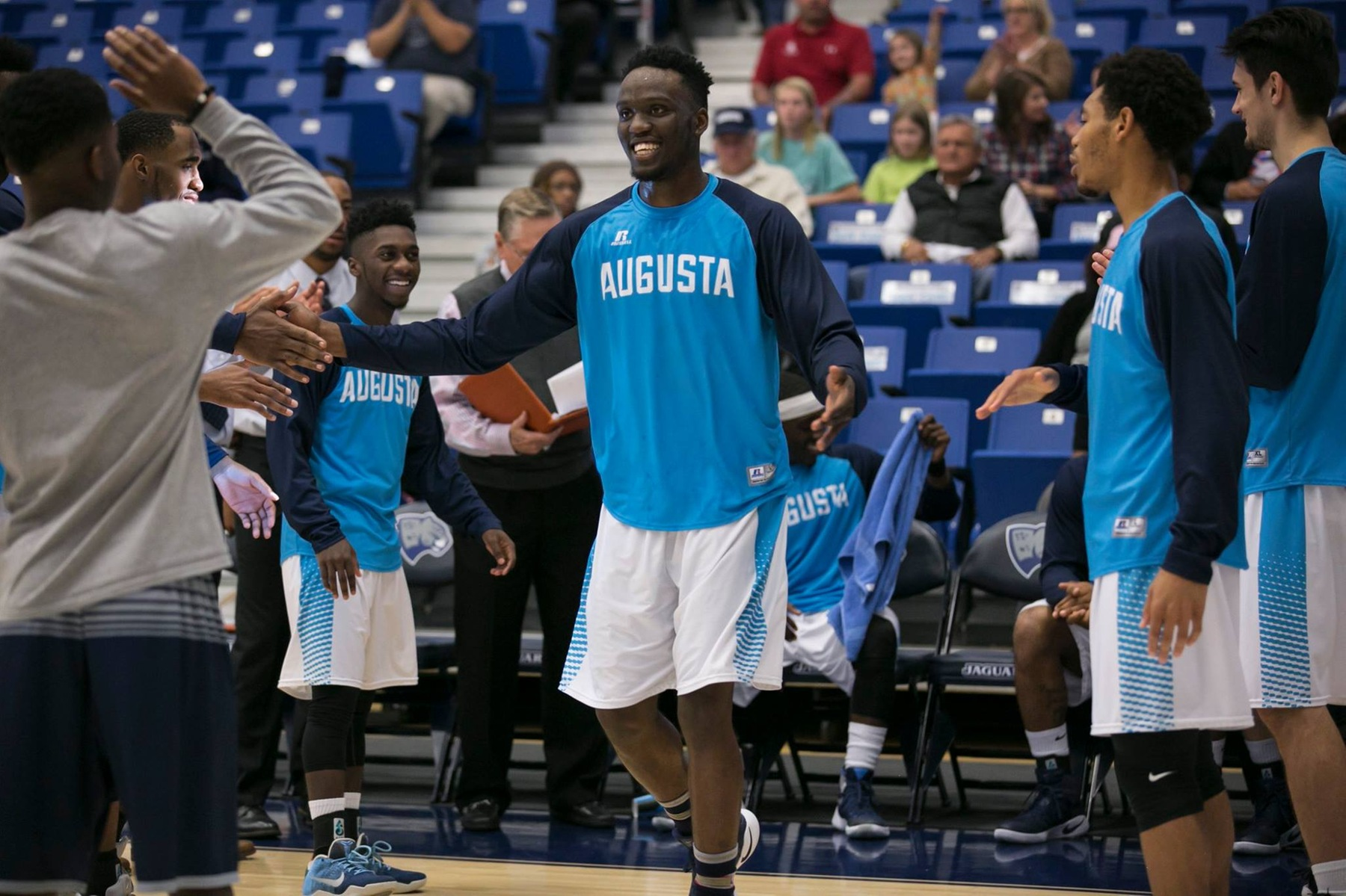 Men's Basketball Remains 10th In NCAA Southeast Region Poll