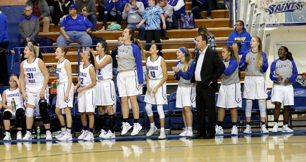 No. 2 Thomas More Defeats Cal Lutheran, 76-42, to Remain Undefeated
