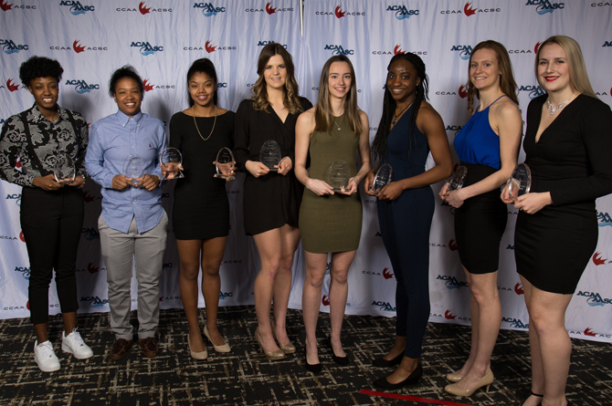 2018 CCAA Women's Basketball All-Canadians