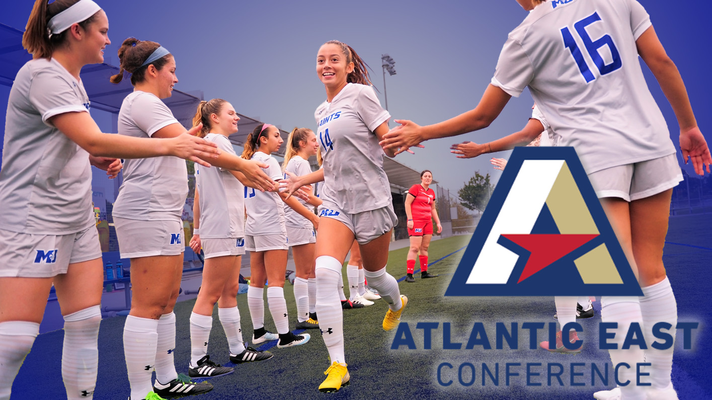 Women's soccer set for first-round game in first-ever Atlantic East Conference tournament