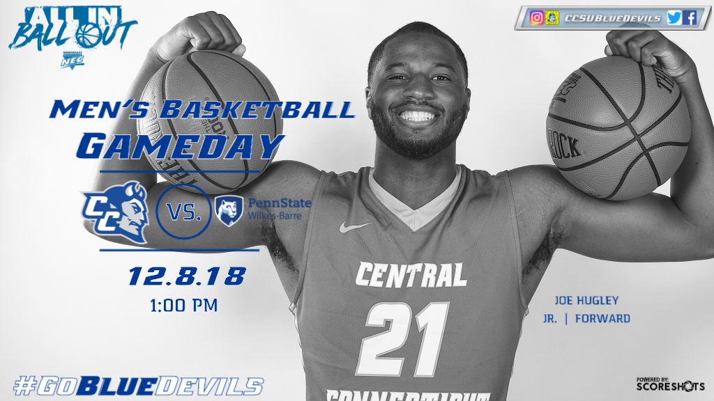 Men's Basketball Returns Home to Host Penn State Wilkes-Barre