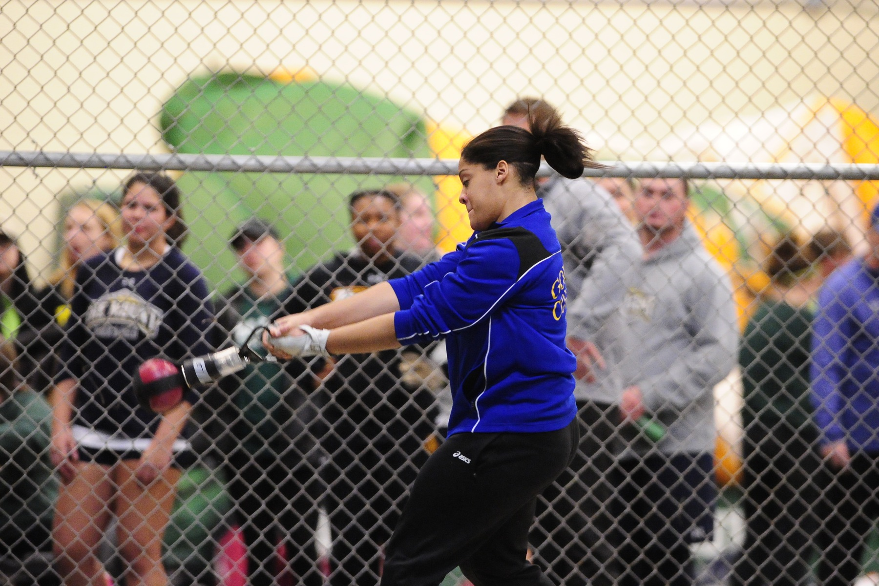 Women's T&F Receives Boost From Fresh Faces at Dickinson