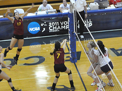 FSU Volleyball Advances To Regional Semifinals!