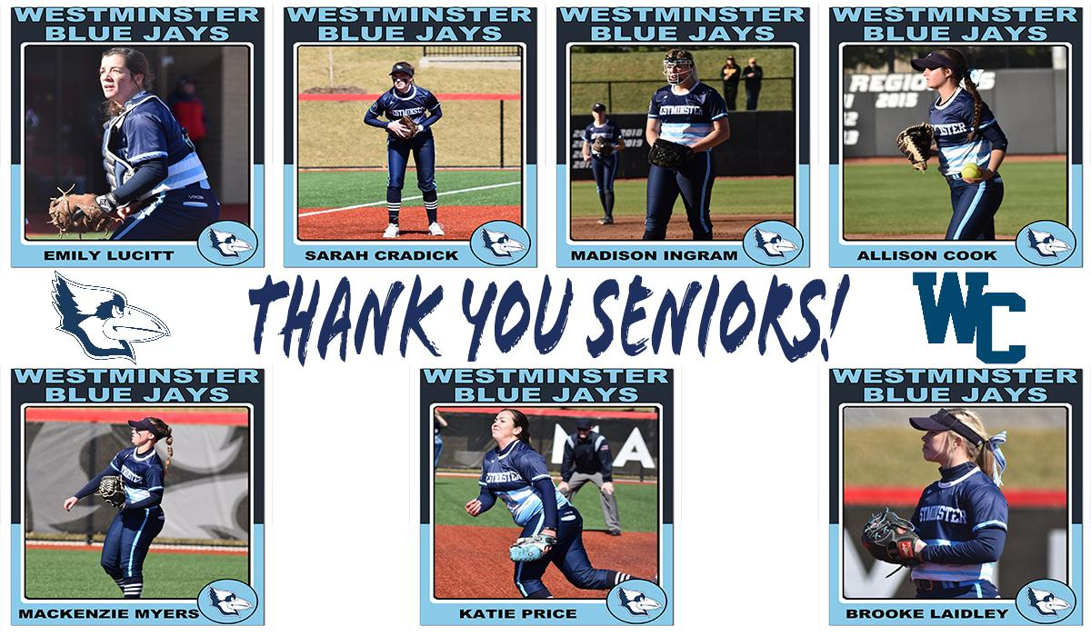 Senior Spotlight: Westminster Softball
