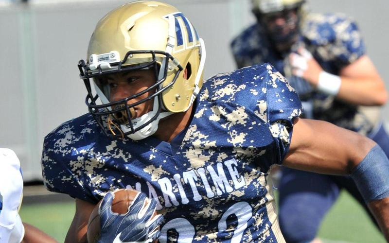 Phillips Rushes For Career-Best 192 Yards As Football Falls At Westfield State