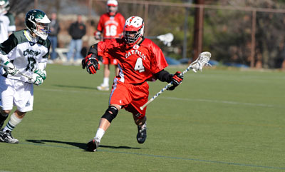 Men's Lacrosse Outlasts Christopher Newport