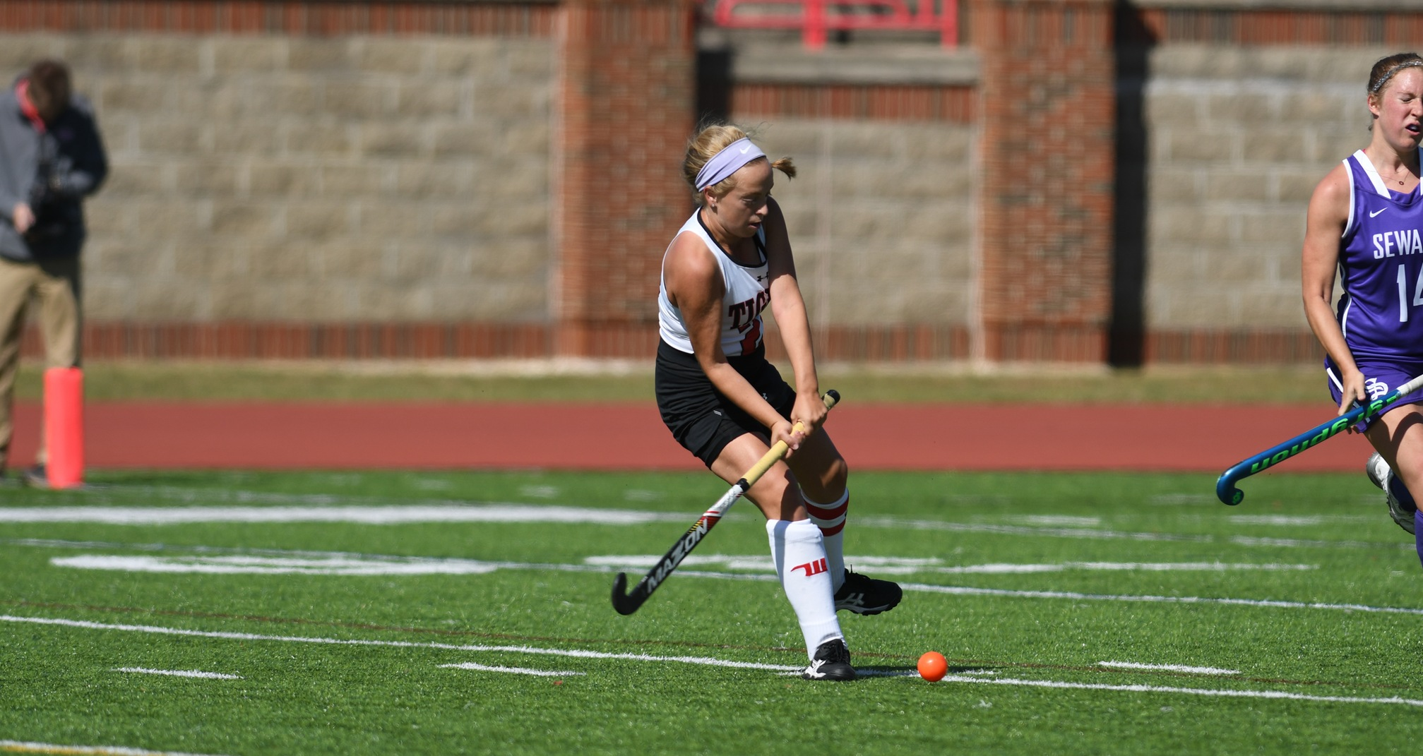 Wittenberg Field Hockey Earns The Shutout At DePauw