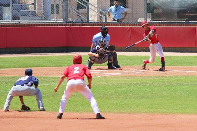 Homers By Boston, Funderburk Led #11 Mesa Over Paradise Valley, 13-7