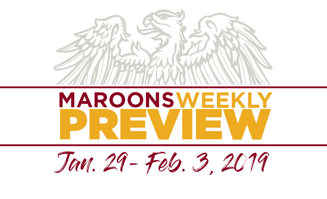 UChicago Athletics Preview: January 28 - February 3