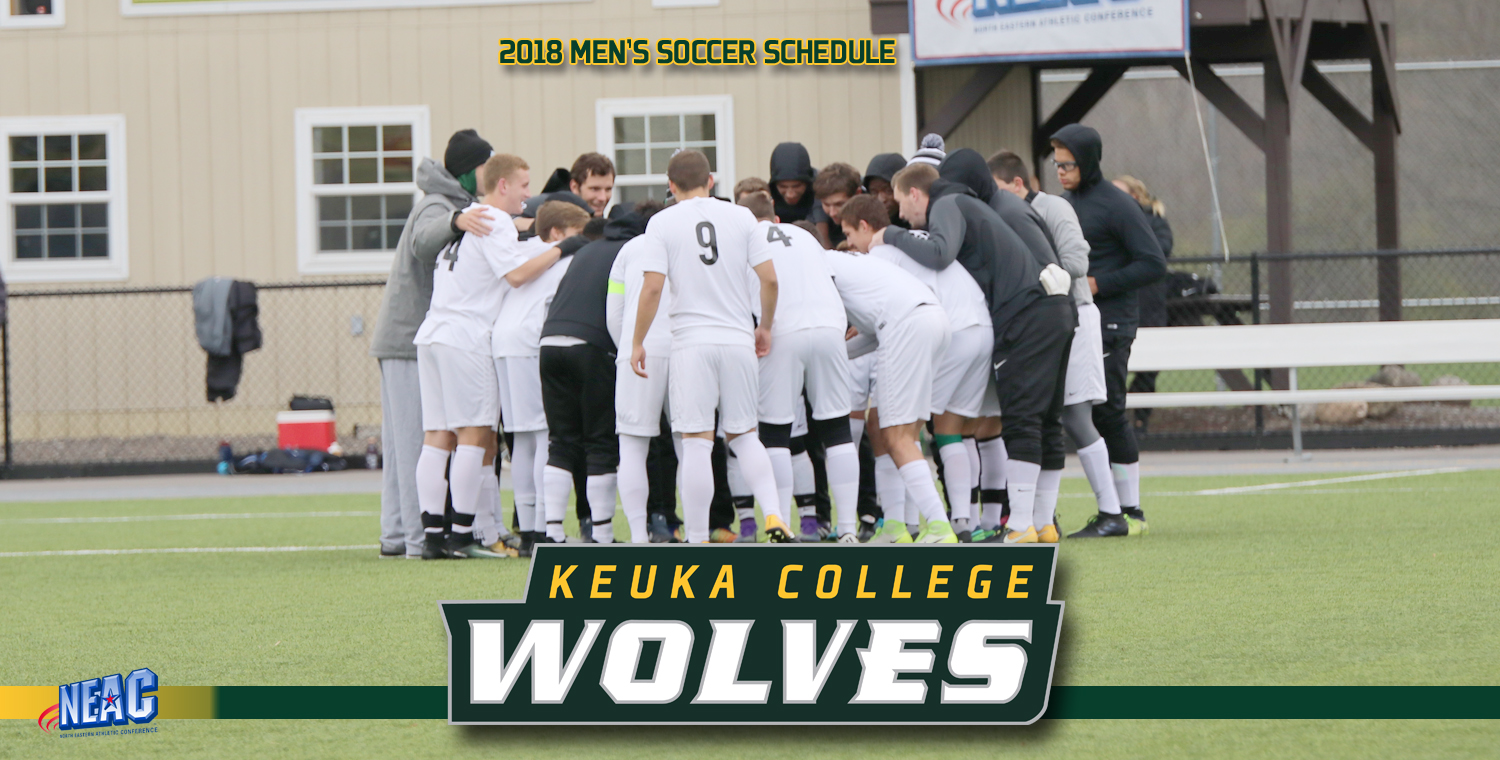 2018 Schedule Release: Men's Soccer