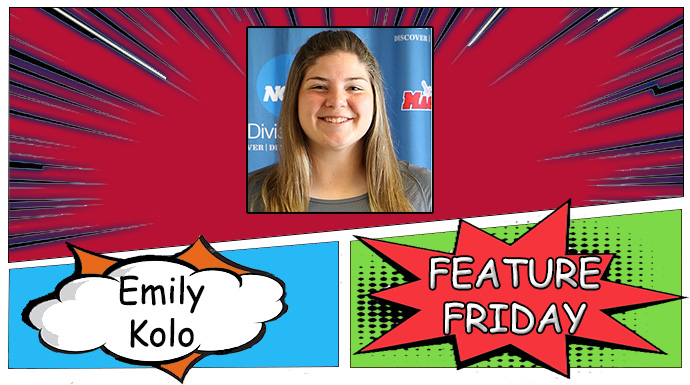 Feature Friday with Emily Kolo