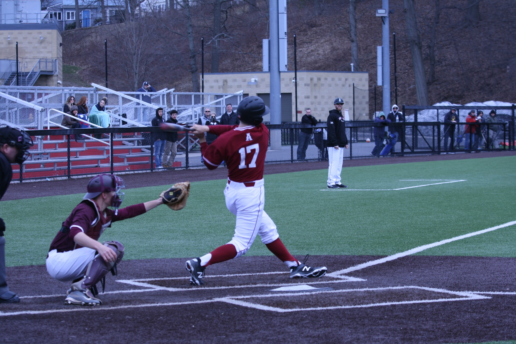 'Cats Split Conference Series with Norwich on Holland Walk-off Dinger