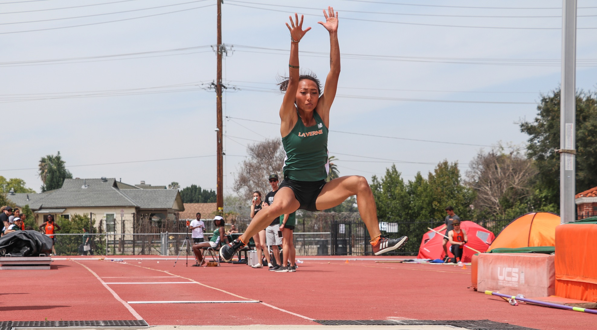 Leopards compete at Bryan Clay Invitational