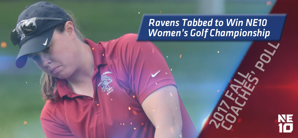 Franklin Pierce Picked to Take Home NE10 Women's Golf Title