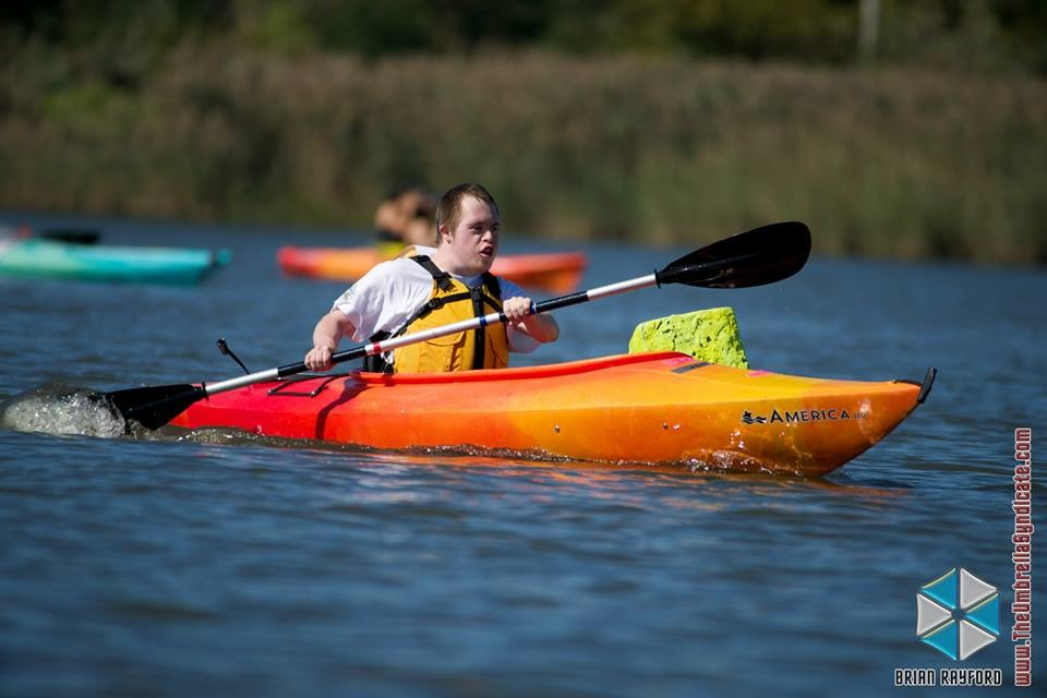 Special Olympics Maryland Kayaking State Championship Photos