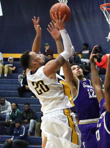 Emory & Henry Men's Basketball Keeps Rolling With An 89-74 Win Over Covenant Saturday Evening