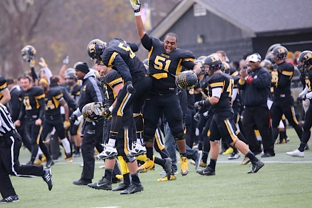 Football Ranked No. 4 In Final D2Football.com Poll