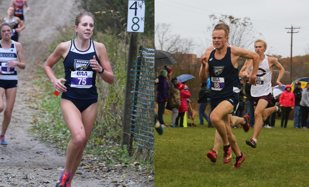 Emory Cross Country Teams To Compete At NCAA South/Southeast Region Championships
