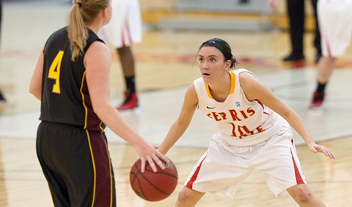 Women's Hoops To Face Ohio Dominican & Tiffin At Home This Week