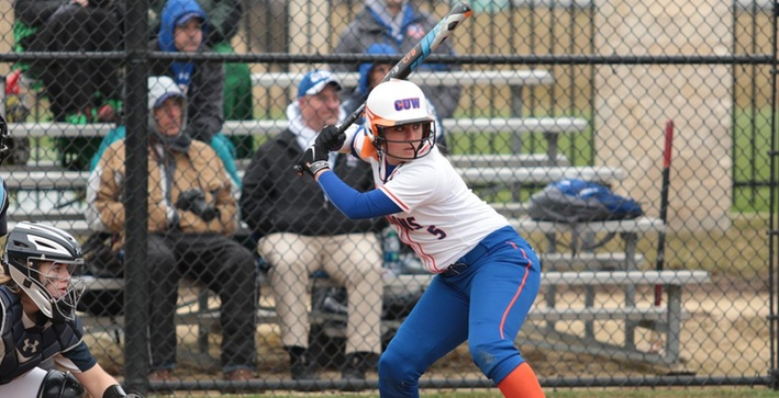 Softball picks up two wins Monday in Florida