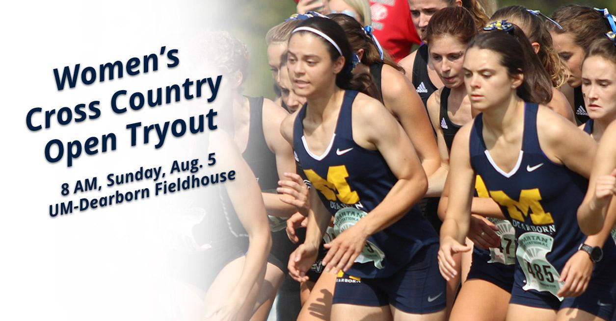 Women's Cross Country to hold open tryout for 2018 squad