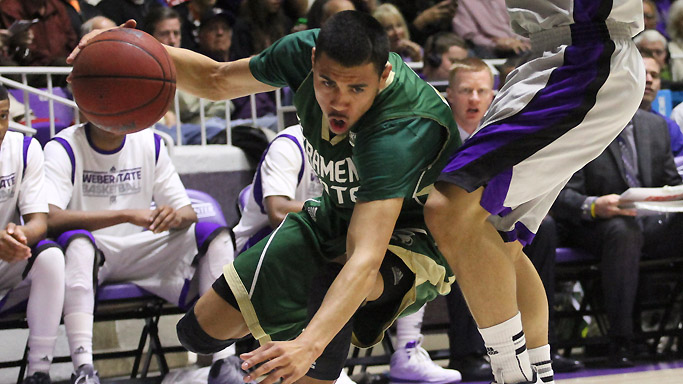 WITH PLAYOFF BERTH ON THE LINE, MEN'S HOOPS HOSTS MONTANA ON THURSDAY