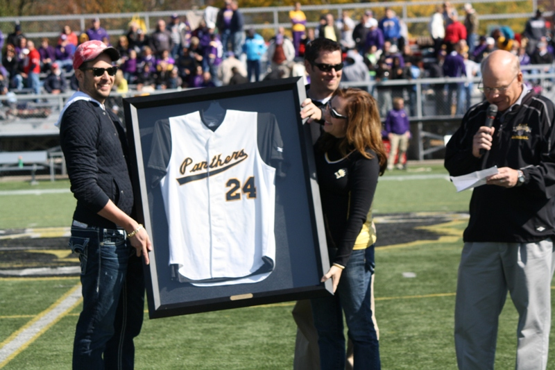 Photos, Video From Jonathan Sanchez Day