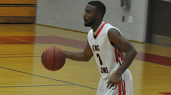 Owens Collects Third CCC Men's Basketball Player of the Week Accolade