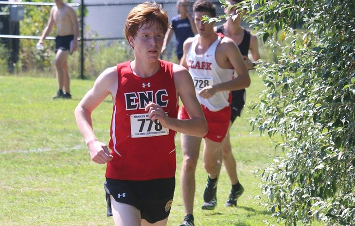 Men's Cross Country Finishes 15th at Gordon Pop Crowell Invitational