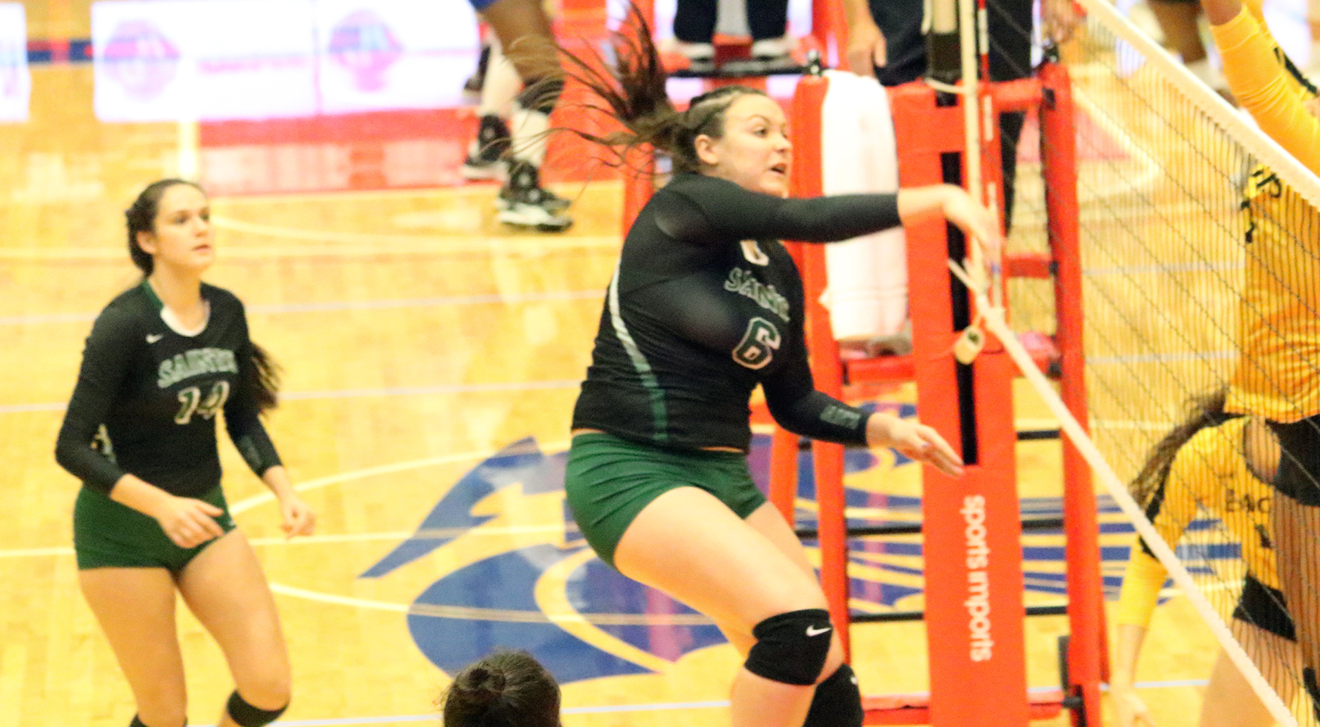 Lady Saints Fall In Final Four; To Play In 3rd Place Match Tomorrow