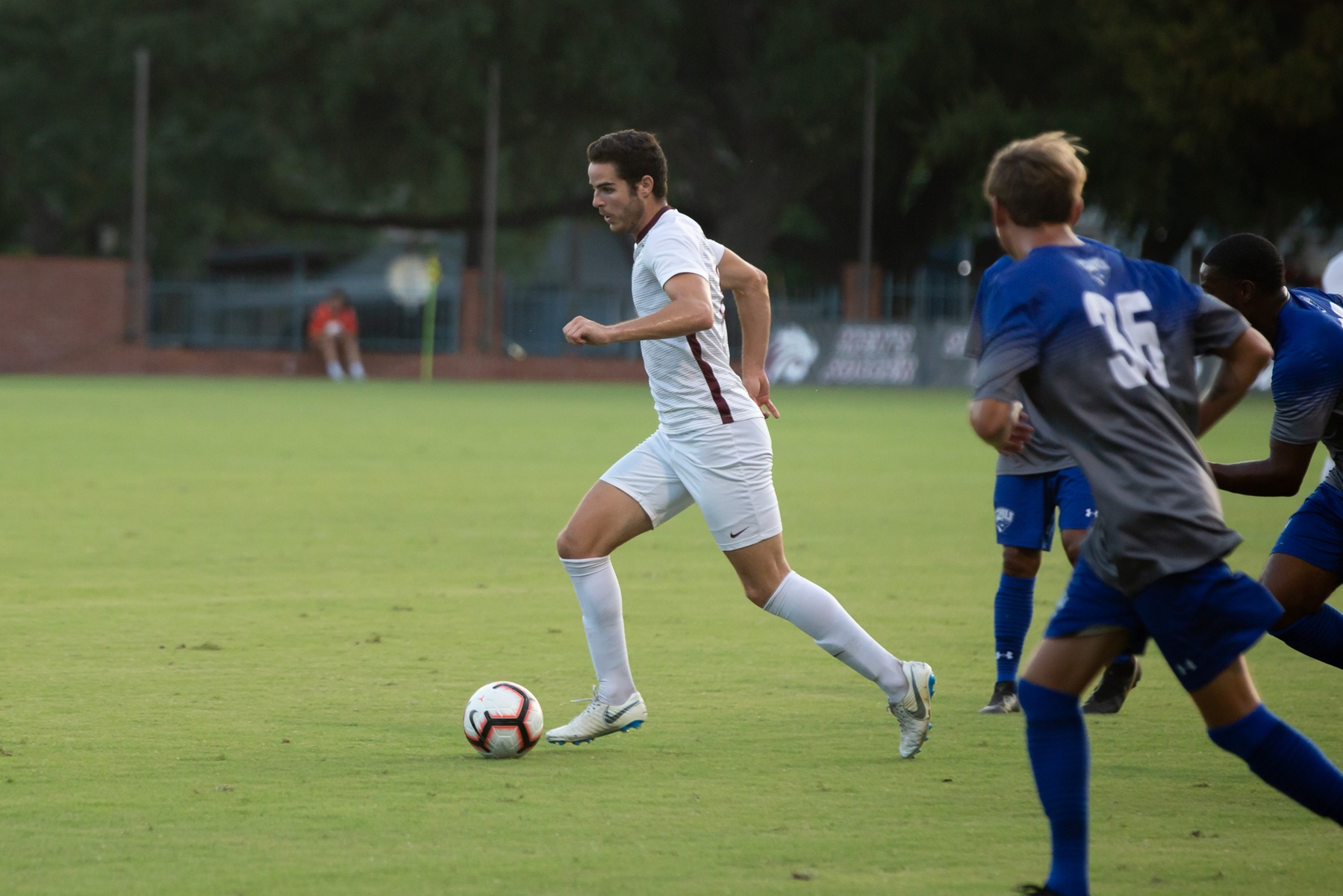 Trinity Equalizes Late to Earn 1-1 Tie With Christopher Newport