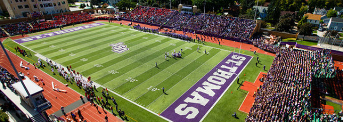University Of St Thomas Football Schedule And Results