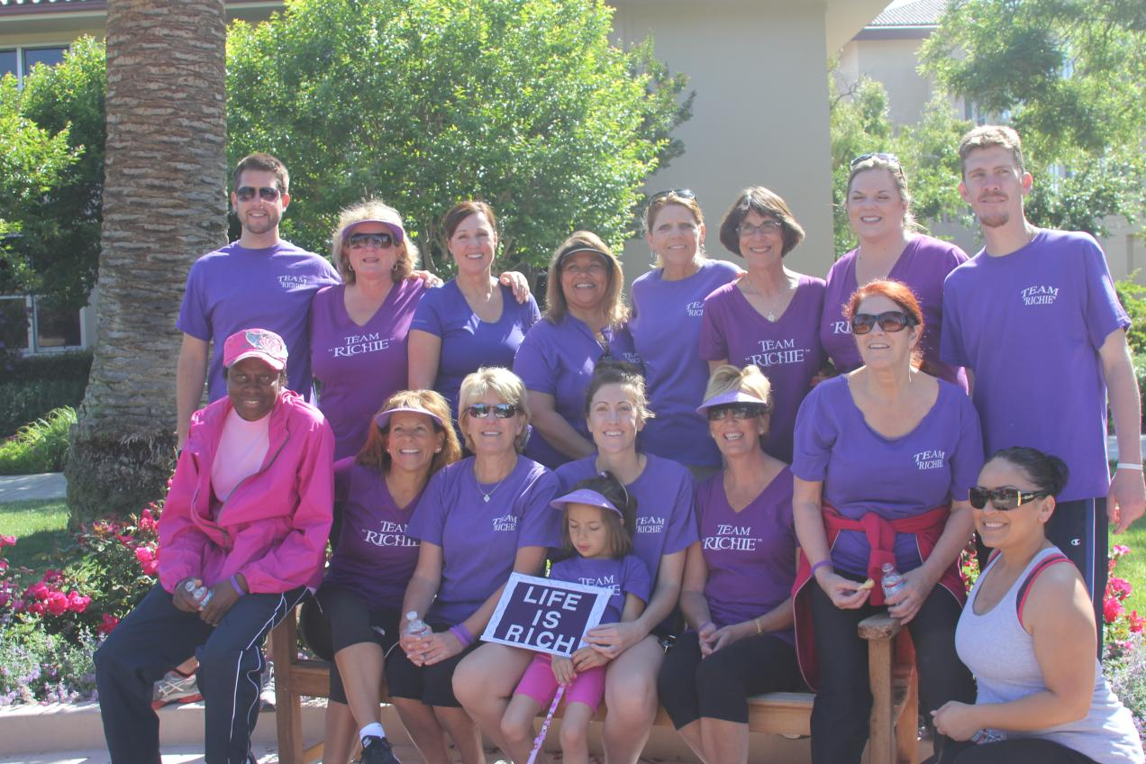 Walk 4 Pancreatic Cancer Raises Almost $30,000!