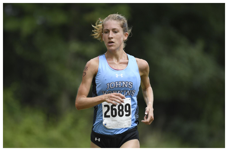 Caelyn Reilly, Athlete of the Week, 9/4/18