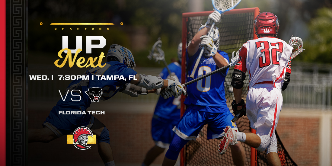 Men's Lacrosse to Host Florida Tech at Pepin Stadium