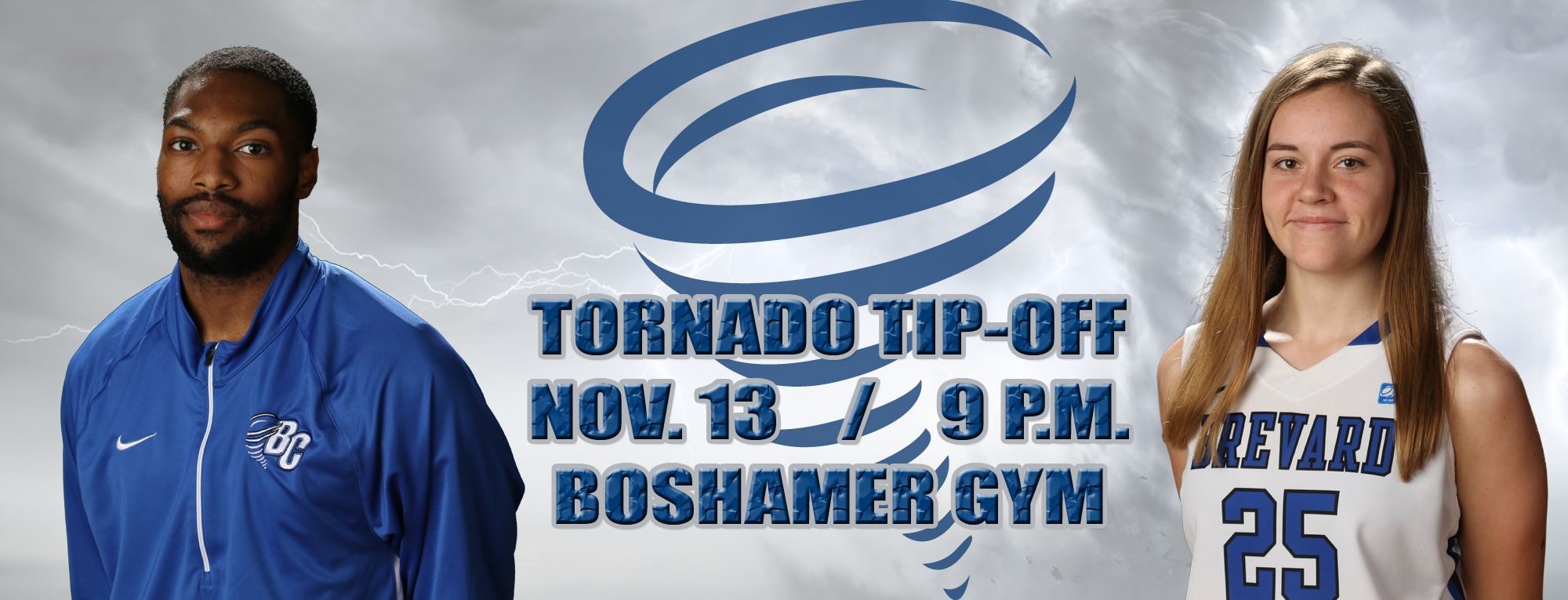 Tornado Tip-Off Set for November 13